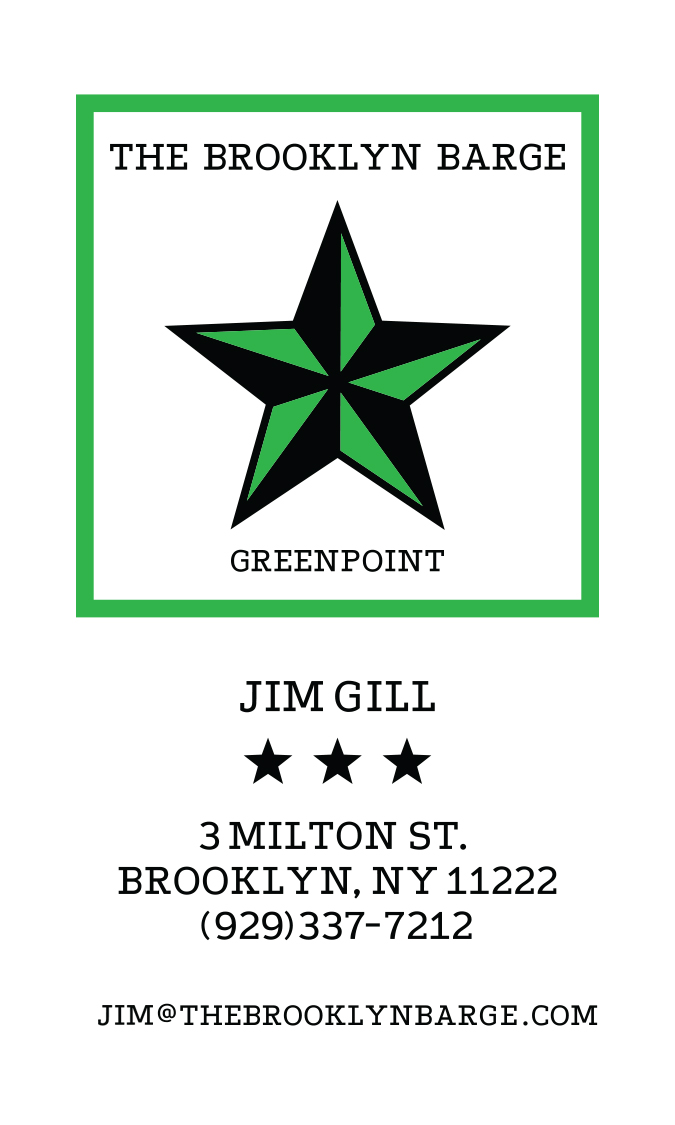 JIM Business Card