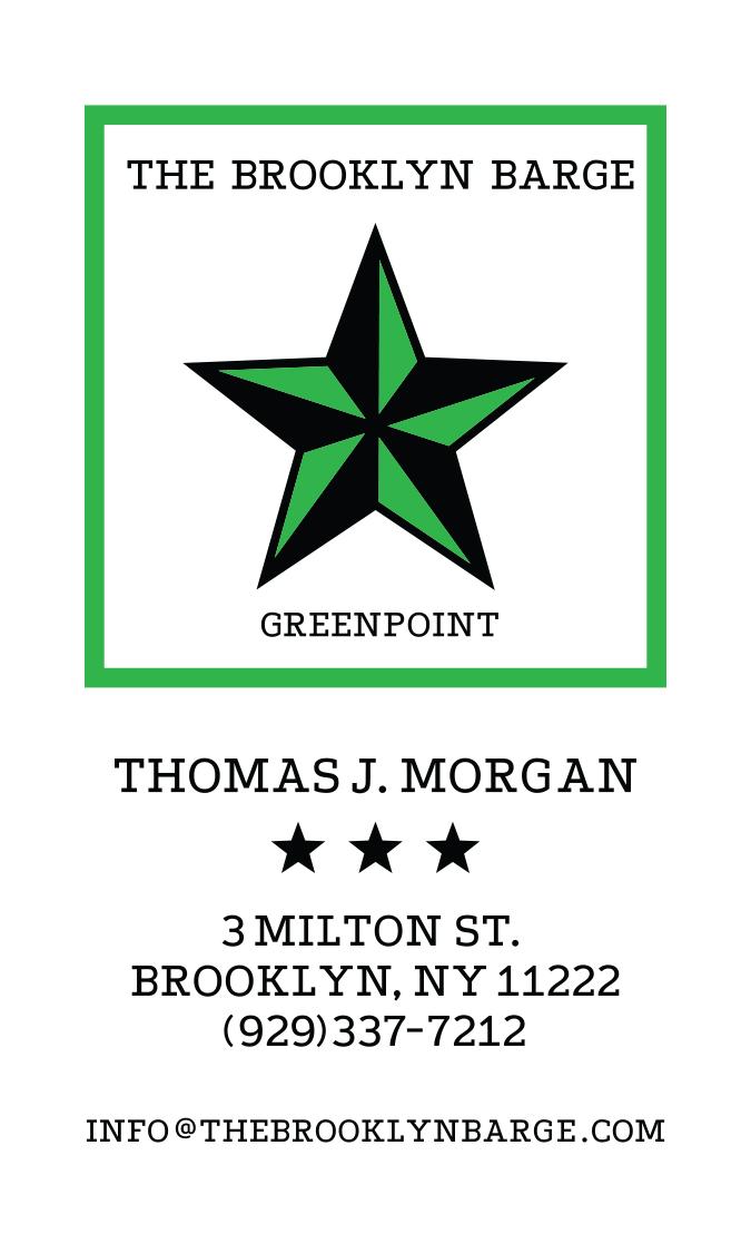 THOMAS Business Card