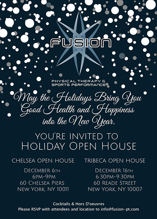 Fusion Holidays Party 1