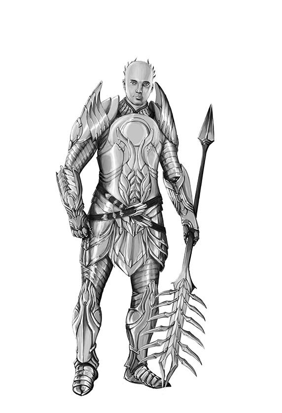 Silver Knight 1